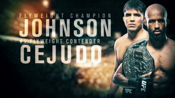 UFC 227 TV Spot, 'Dillashaw vs. Garbrandt' - 27 commercial airings