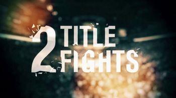 UFC 227 TV Spot, 'Dillashaw vs. Garbrandt' - Thumbnail 2