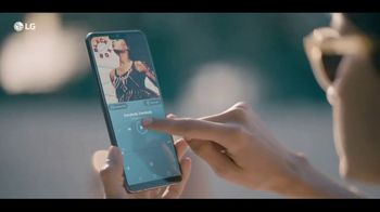 LG G7 ThinQ TV Spot, 'Poolside: $300' Song by Black Box - Thumbnail 2
