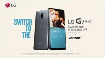 LG G7 ThinQ TV Spot, 'Poolside: $300' Song by Black Box - Thumbnail 7