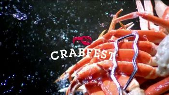 Red Lobster Crabfest TV Spot, 'Roll Up Your Sleeves, Crabfest Is Back!' - Thumbnail 1