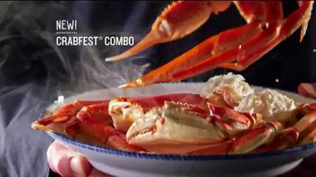 Red Lobster Crabfest TV Spot, 'Roll Up Your Sleeves, Crabfest Is Back!' - Thumbnail 3