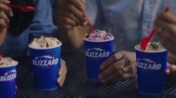 Dairy Queen Summer Blizzard Menu TV Spot, 'July' - Thumbnail 1
