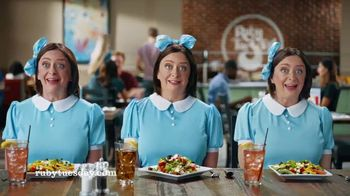 Ruby Tuesday 3-Course Meal TV Spot, 'Triplets' Featuring Rachel Dratch - Thumbnail 4