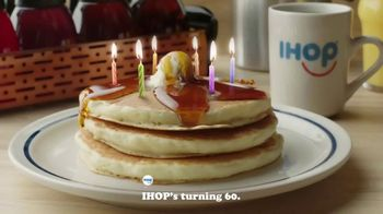 IHOP 60-Cent Short Stacks TV Spot, 'Celebrating 60 Years' - Thumbnail 1