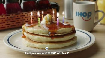 IHOP 60-Cent Short Stacks TV Spot, 'Celebrating 60 Years' - Thumbnail 4
