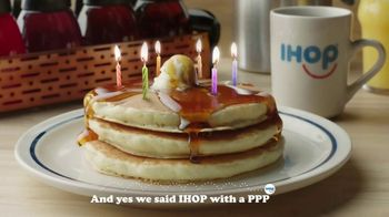IHOP 60-Cent Short Stacks TV Spot, 'Celebrating 60 Years' - Thumbnail 5
