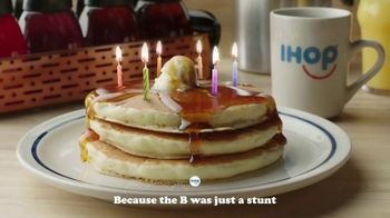 IHOP 60-Cent Short Stacks TV Spot, 'Celebrating 60 Years' - Thumbnail 6