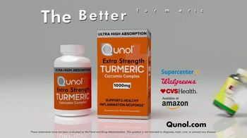 Qunol Extra Strength Turmeric TV Spot, 'Joint Inflammation' - Thumbnail 4