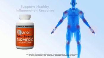 Qunol Extra Strength Turmeric TV Spot, 'Joint Inflammation'