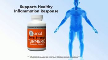 Qunol Extra Strength Turmeric TV Spot, 'Joint Inflammation' - Thumbnail 2
