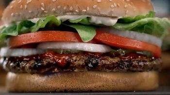 Burger King 2 for $6 Mix or Match TV Spot, 'Delicious' - Thumbnail 6