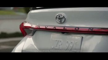 2019 Toyota Avalon TV Spot, 'Let's Race' - Thumbnail 3