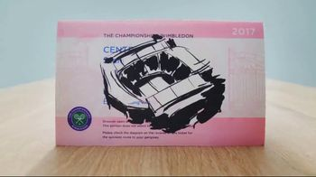 Wimbledon TV Spot, 'The Story of a Ticket' - Thumbnail 9