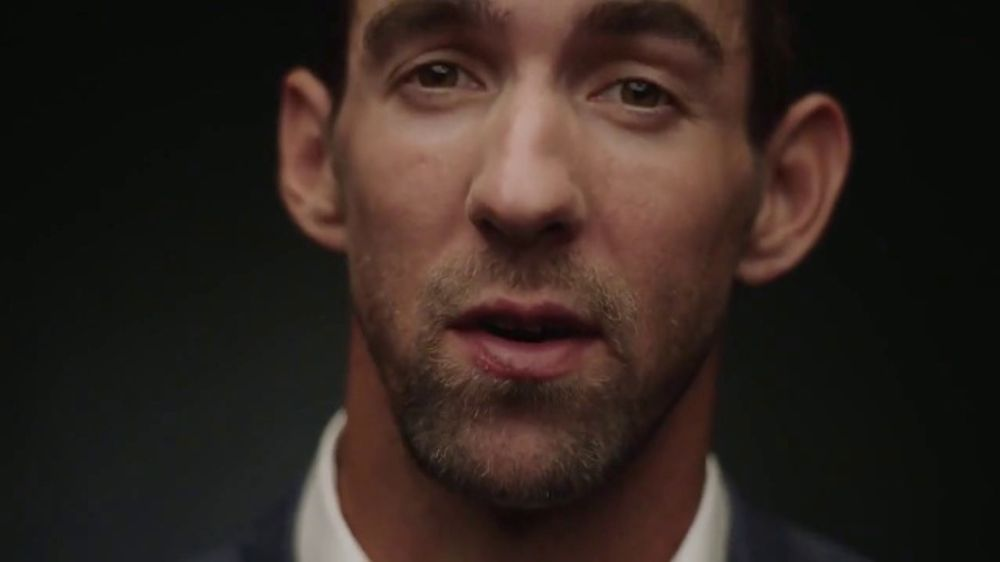 Talkspace TV Commercial, 'The Black Line: Save $50' Featuring Michael Phelps