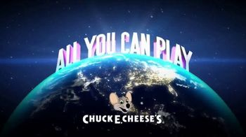 Chuck E. Cheese's All You Can Play TV Spot, 'Introducing' - Thumbnail 10