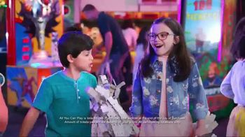 Chuck E. Cheese's All You Can Play TV Spot, 'Introducing' - Thumbnail 7