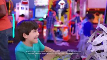 Chuck E. Cheese's All You Can Play TV Spot, 'Introducing' - Thumbnail 8