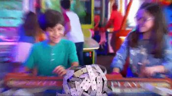 Chuck E. Cheese's All You Can Play TV Spot, 'Introducing' - Thumbnail 9
