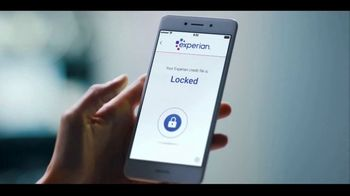 Experian Identity Protection TV Spot, 'Credit Lock'
