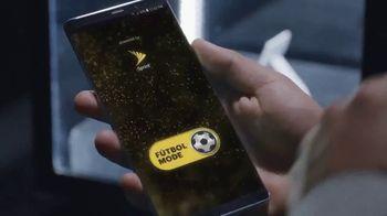 Sprint Fútbol Mode TV Spot, 'Descuento en un Samsung Galaxy S9' [Spanish]
