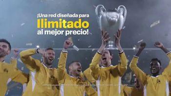 Sprint Fútbol Mode TV Spot, 'Descuento en un Samsung Galaxy S9' [Spanish] - Thumbnail 6