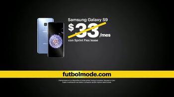 Sprint Fútbol Mode TV Spot, 'Descuento en un Samsung Galaxy S9' [Spanish] - Thumbnail 7