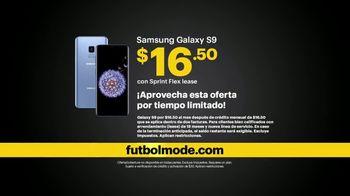 Sprint Fútbol Mode TV Spot, 'Descuento en un Samsung Galaxy S9' [Spanish] - Thumbnail 8