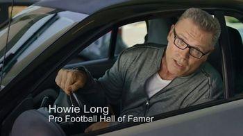 SKECHERS Wide Fit TV Spot, 'A Luxury Ride for Your Feet' Feat. Howie Long
