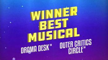 SpongeBob SquarePants the Musical TV Spot, 'Winner of Best Musical' - Thumbnail 1