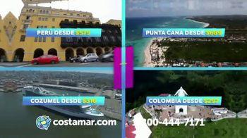 Costamar Travel TV Spot, 'Punta Cana, Perú, Colombia y Ecuador' - Thumbnail 1