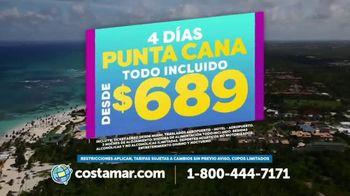 Costamar Travel TV Spot, 'Punta Cana, Perú, Colombia y Ecuador' - Thumbnail 2