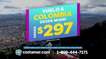 Costamar Travel TV Spot, 'Punta Cana, Perú, Colombia y Ecuador' - Thumbnail 4
