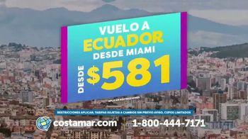 Costamar Travel TV Spot, 'Punta Cana, Perú, Colombia y Ecuador' - Thumbnail 5