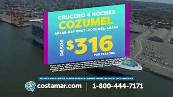 Costamar Travel TV Spot, 'Punta Cana, Perú, Colombia y Ecuador' - Thumbnail 6