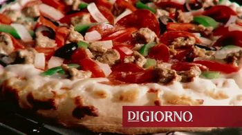 DiGiorno Rising Crust Pizza TV Spot, 'Recién salida del horno' [Spanish]