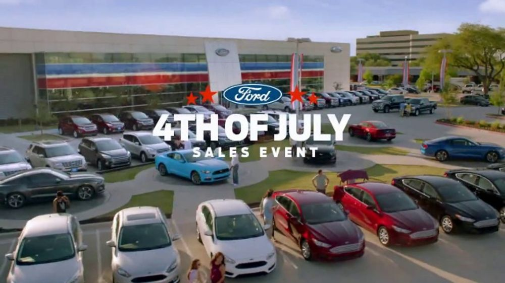 Ford 4th of July Sales Event TV Commercial, 'Incredible Deals: Trucks' [T2]