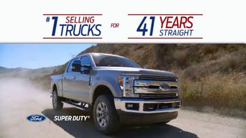 Ford 4th of July Sales Event TV Spot, 'Incredible Deals: Trucks' [T2] - Thumbnail 2