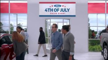 Ford 4th of July Sales Event TV Spot, 'Incredible Deals: Trucks' [T2] - Thumbnail 3