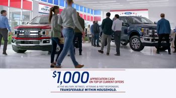 Ford 4th of July Sales Event TV Spot, 'Incredible Deals: Trucks' [T2] - Thumbnail 5