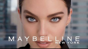 Maybelline Tattoo Studio Brow Tint Pen TV Spot, 'Multi-Prong Tip' - Thumbnail 1
