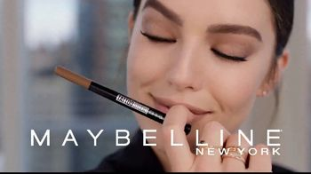 Maybelline Tattoo Studio Brow Tint Pen TV Spot, 'Multi-Prong Tip' - Thumbnail 4