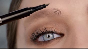 Maybelline Tattoo Studio Brow Tint Pen TV Spot, 'Multi-Prong Tip' - Thumbnail 6