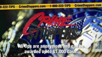 Crime Stoppers USA TV Spot, 'If You See Something, Say Something' - Thumbnail 9