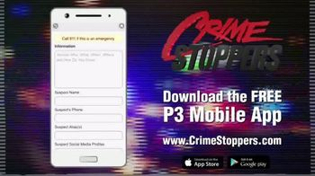 Crime Stoppers USA TV Spot, 'If You See Something, Say Something' - Thumbnail 7