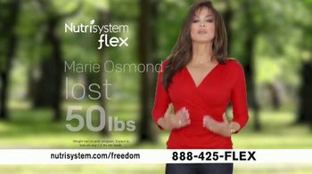 Nutrisystem Flex TV Spot, 'Easy to Follow' Featuring Marie Osmond - Thumbnail 6