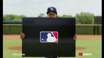 YouTube TV TV Spot, 'Major League Baseball' Ft. Chris Archer, Adam Jones - Thumbnail 2