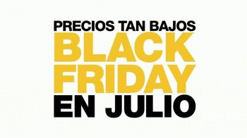 Macy's Black Friday en Julio TV Spot, 'Zapatos y mezcladoras' [Spanish] - Thumbnail 8