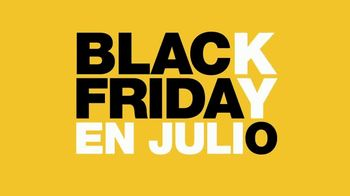 Macy's Black Friday en Julio TV Spot, 'Zapatos y mezcladoras' [Spanish] - Thumbnail 1