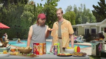 Pringles TV Spot, 'Spicy Cheddar Baked Potato' - 1425 commercial airings